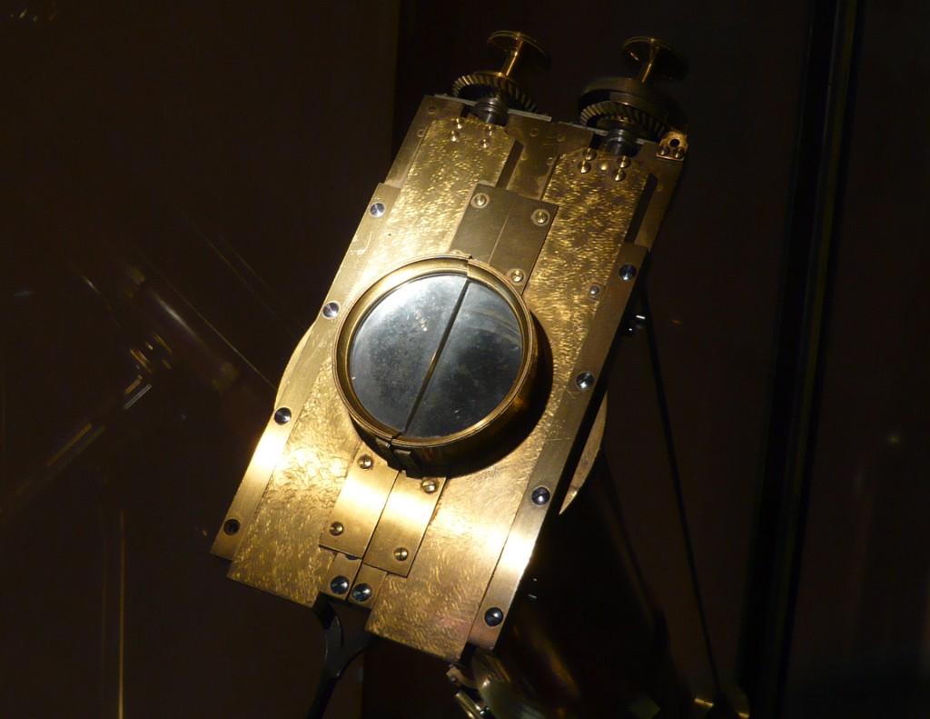 Heliometerkopf
